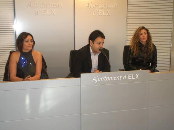Rueda de prensa presentación Memorial Esperanza Lag de Elche